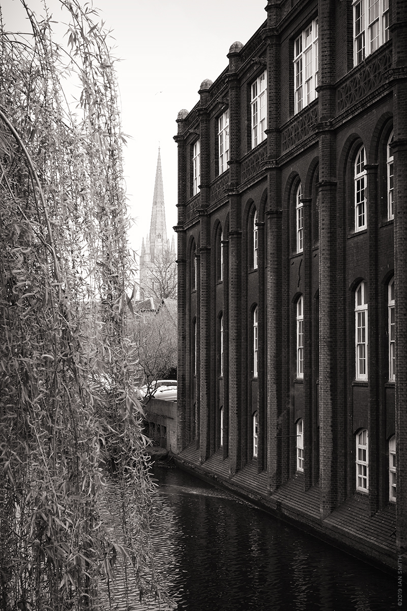 Norwich University of the Arts building