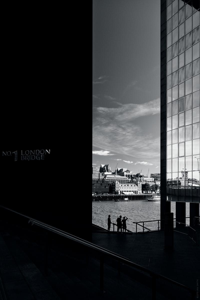 Number One London Bridge Shadows
