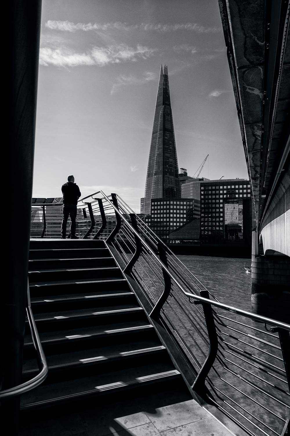 London Bridge Staircase