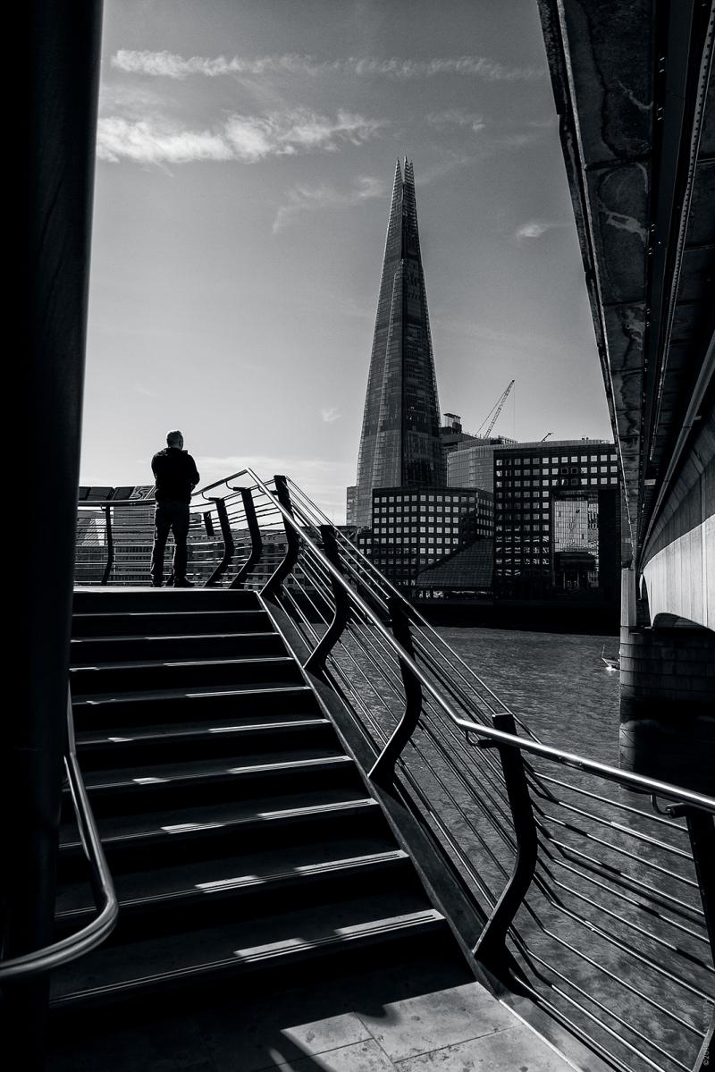 London Bridge Staircase