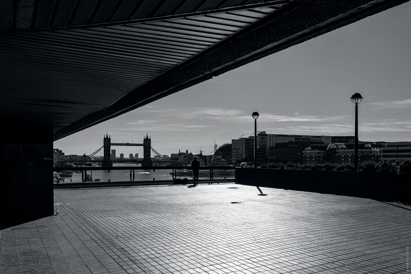 Tower Bridge view London