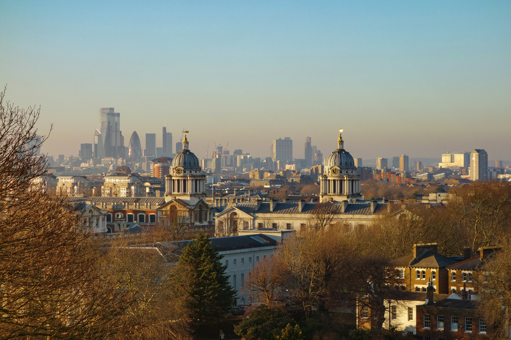 One Tree Hill Greenwich View