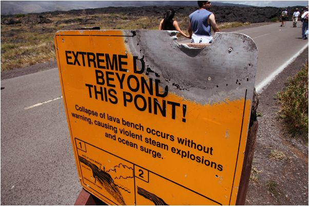 volcano danger