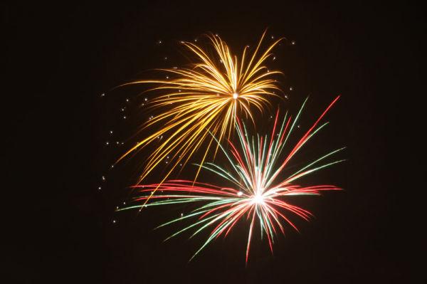 Vuurwerk / Fireworks