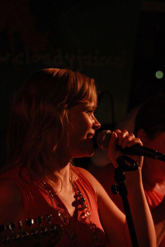 Singer / zangeres