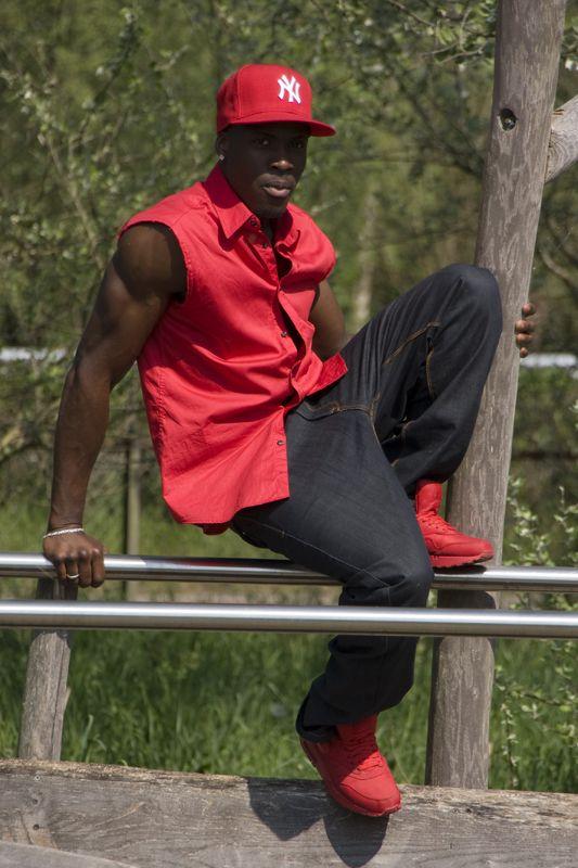 Model Dwayne