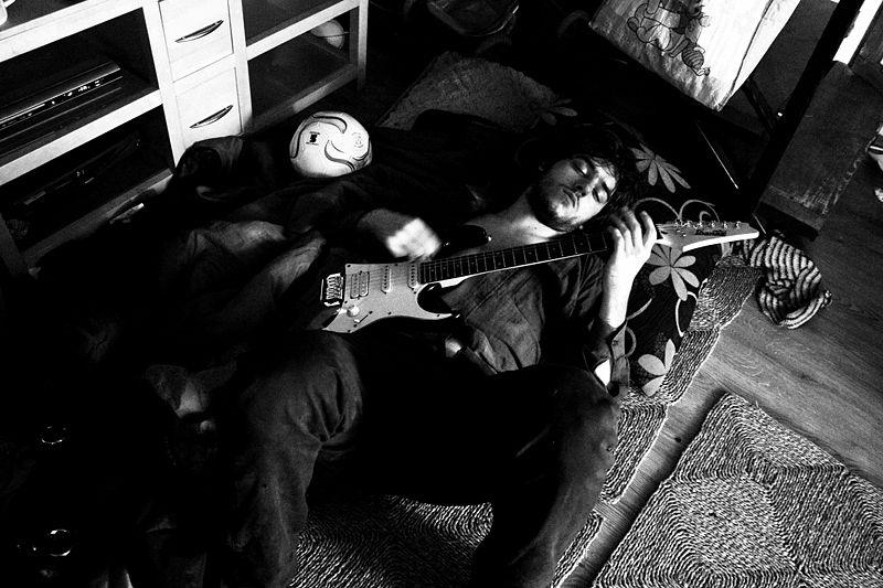lömbihead, lombihead, jam, guitar, fun
