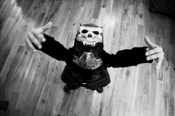 skull, mask, halloween, yo