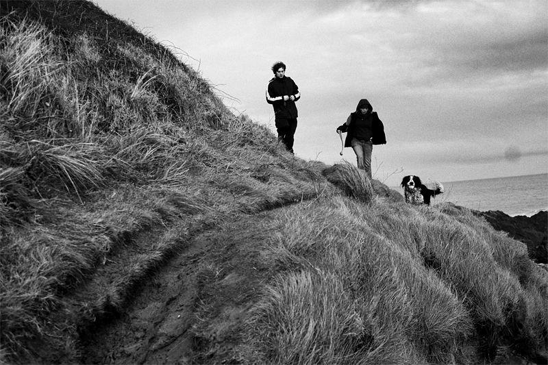 ireland, duffcarrick, beach, walk