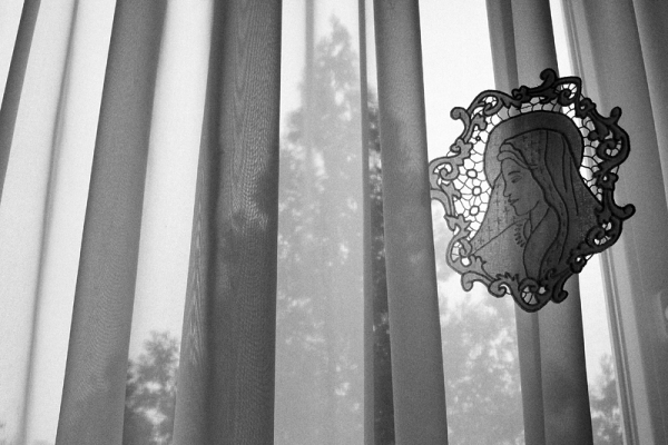 window, curtain