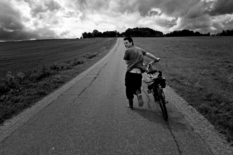 denmark, country side, bike, cycling, hills