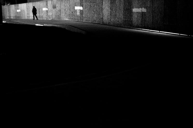 budapest, man, walk