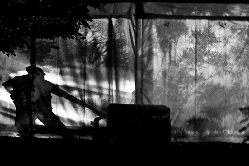 budapest, hungary, light, silhouette, man