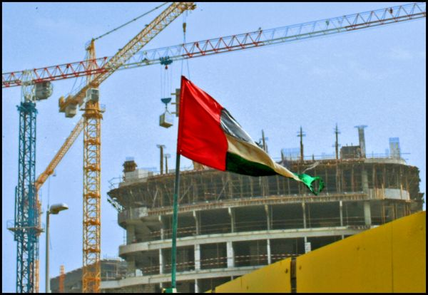 Has construction become the tired flag of the UAE?