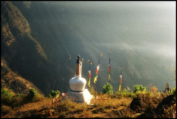 A Stupa