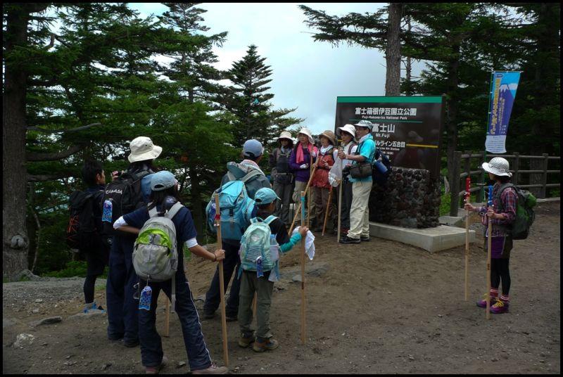Kawaguchi 5th Station, Mt. Fuji