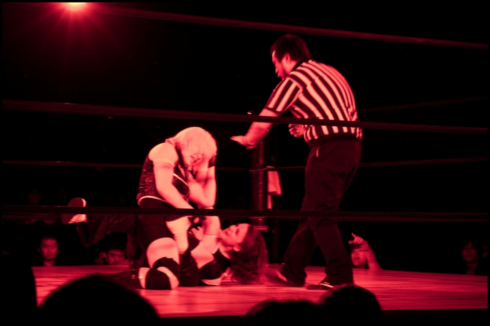 The Wide World of Japanese Wrestling #11