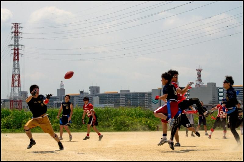 Flag Football in Japan