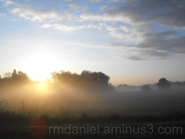 bedford at sunrise