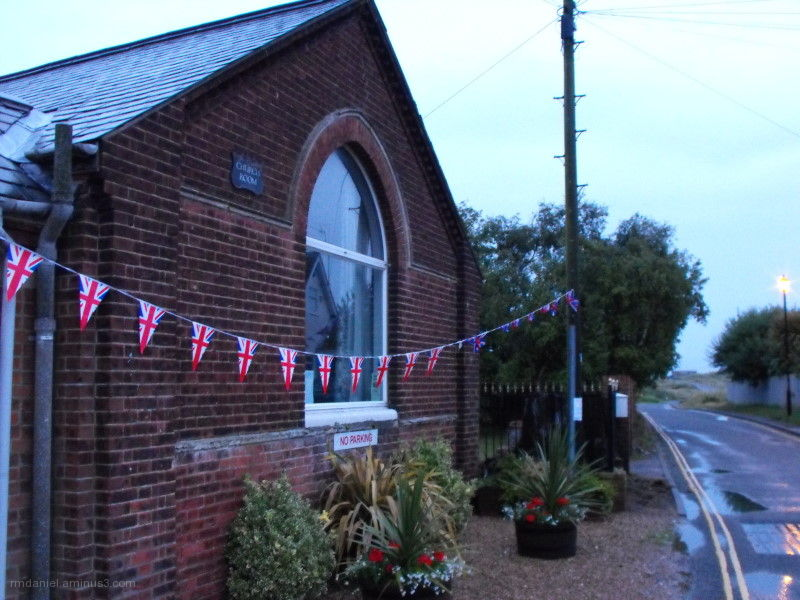 Bring out the bunting