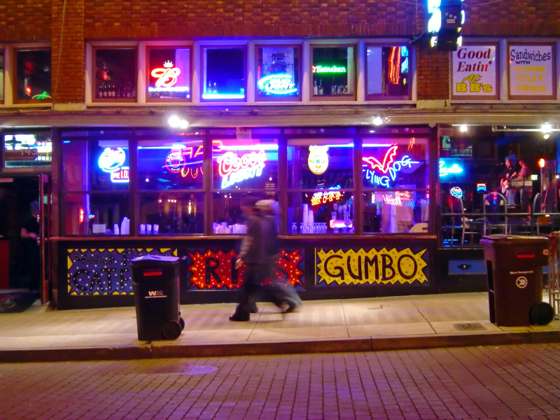 BB King's on Beale