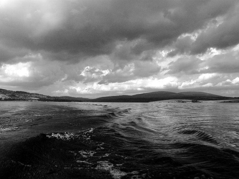 Vlasina lake