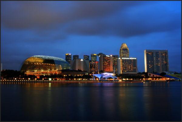 Marina Cityscape