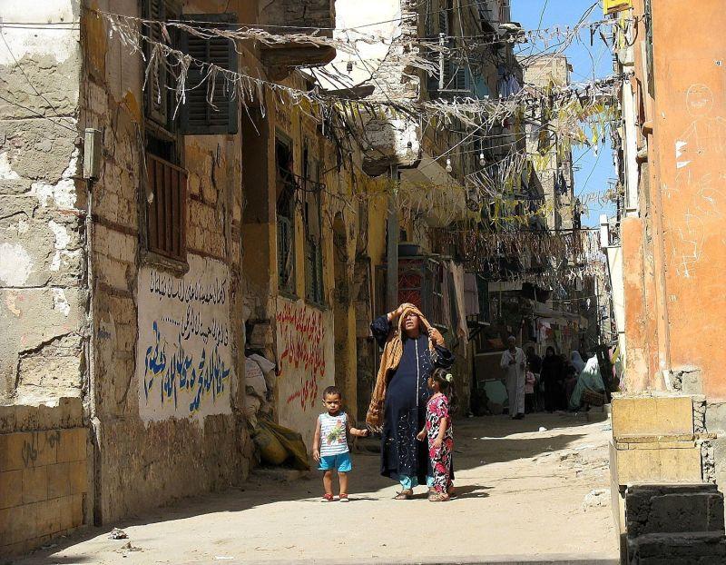 Streets of Iscandaria