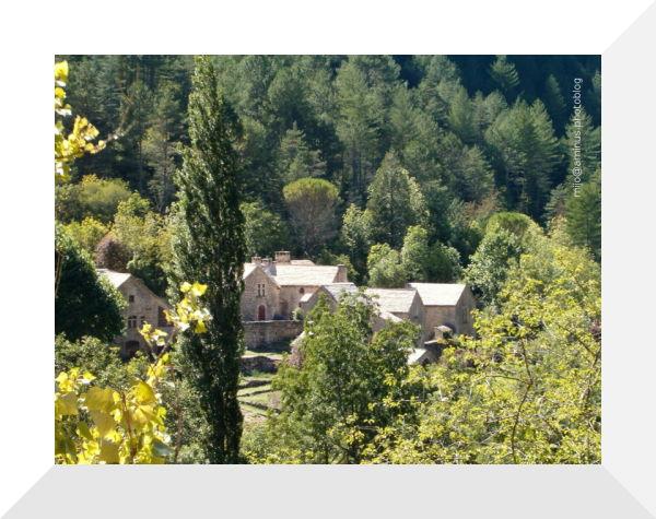 Un joli hameau dans l'Aveyron