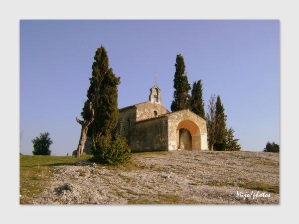 Chapelle Saint Sixte d'Eygalières