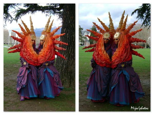 Carnaval Vénitien d'Annecy - 1