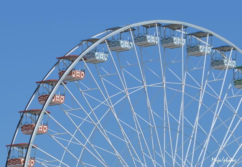 La roue des vacances...