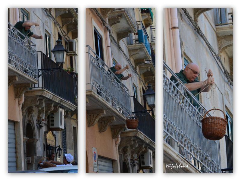 Sicile /11 : service d'étage !!!
