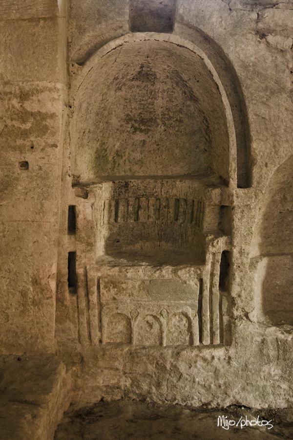 Abbaye de Saint Roman - 2