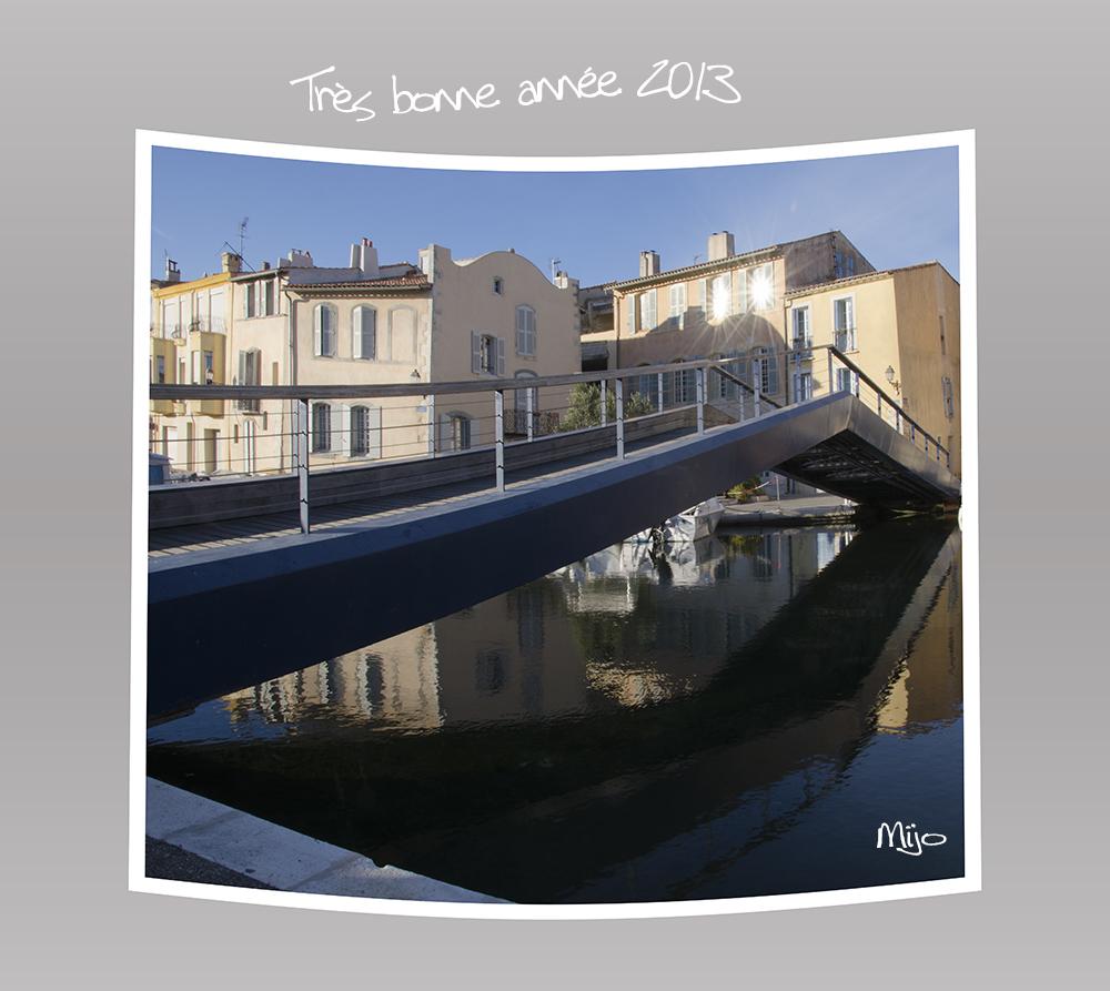 De l'autre côté du pont...une nouvelle année...