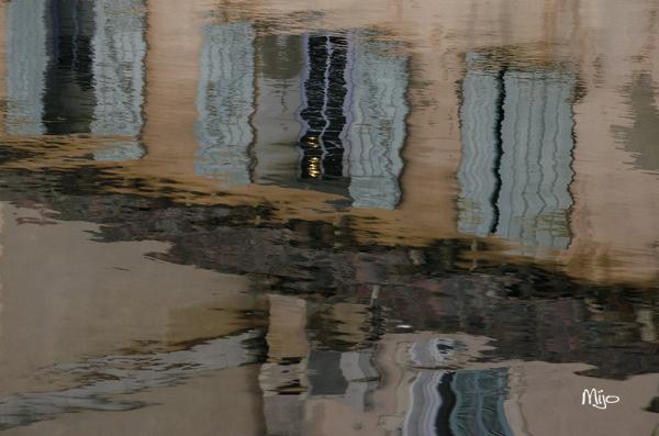 Martigues : reflets - 3