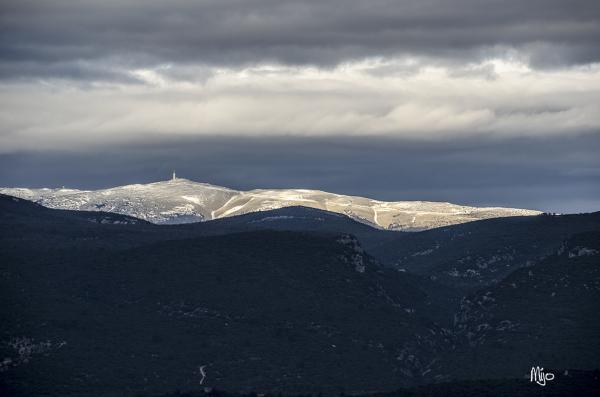Le géant de Provence : le Mont Ventoux