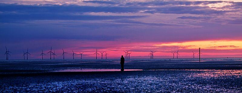 Crosby wind farm