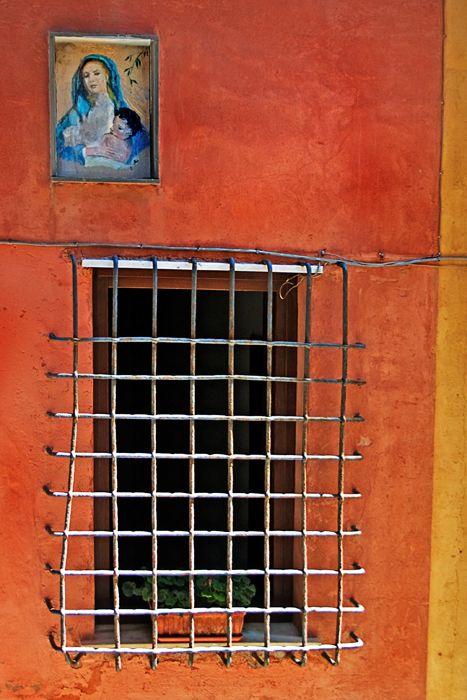 mondrian window