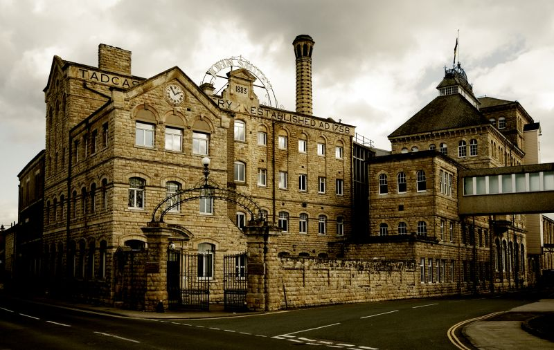 John Smiths brewery, Tadcaster