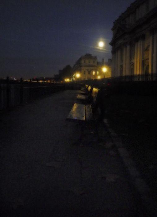 Greenwich by night