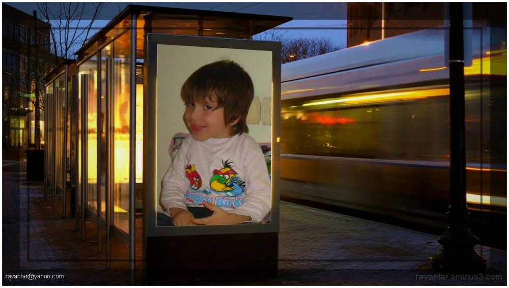 My son No.1