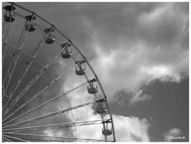 """""""la roue tourne"""""""