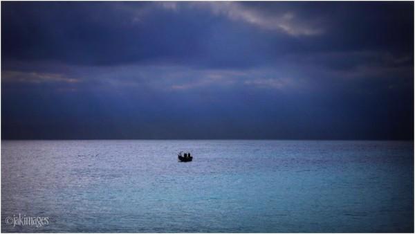 le calme est revenu sur la Méditerranée