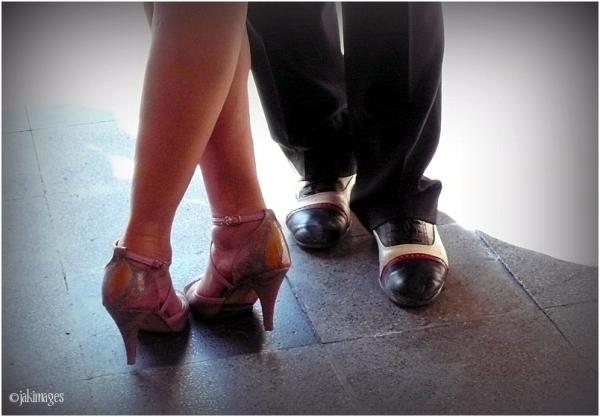 Ma ville est tango ( Nice )