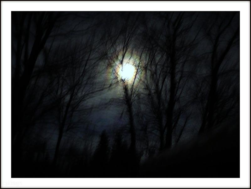 Ce soir : pleine lune, éclipse de lune et solstice