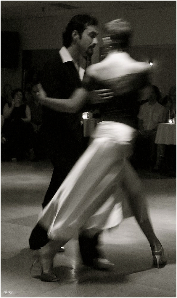 Tango - silhouettes de charme