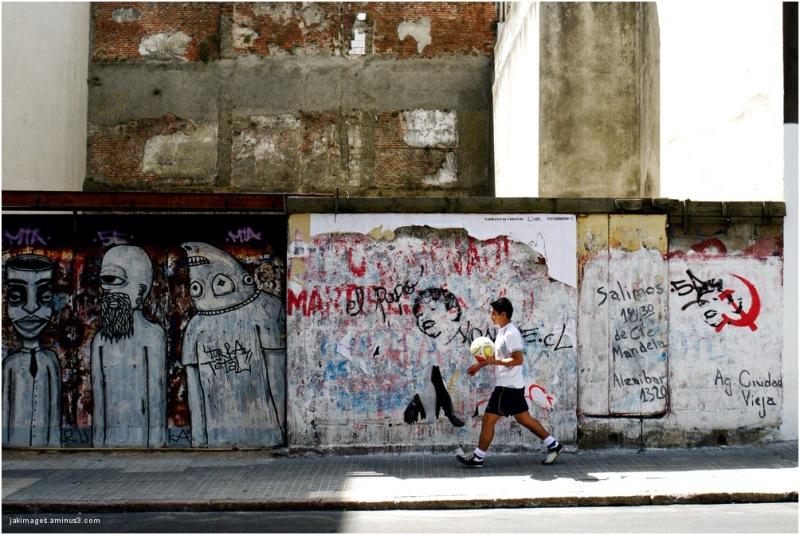 Murale et graffitis - Montévidéo