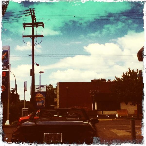 Ciel urbain
