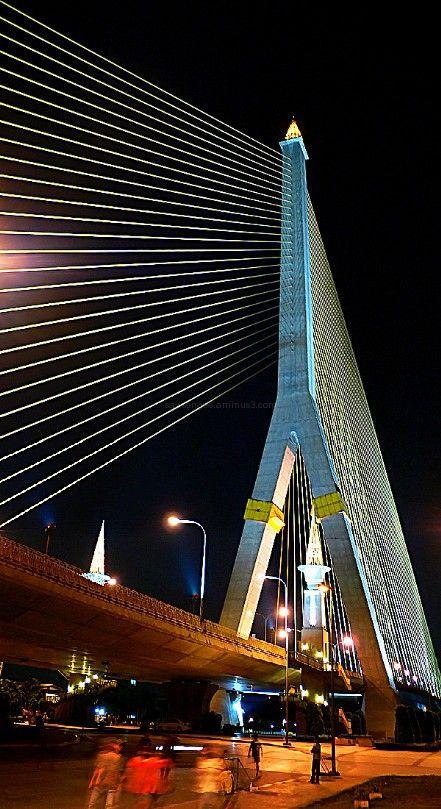 Bangkok ......a bridge to cross